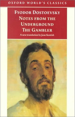 Notes from the Underground, and the Gambler   1991 edition cover