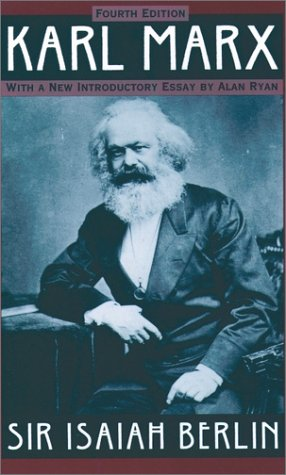 Karl Marx His Life and Environment 4th 1978 (Revised) edition cover