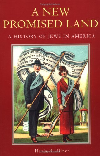 New Promised Land A History of Jews in America  2002 edition cover