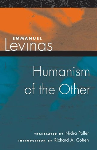 Humanism of the Other   2006 edition cover