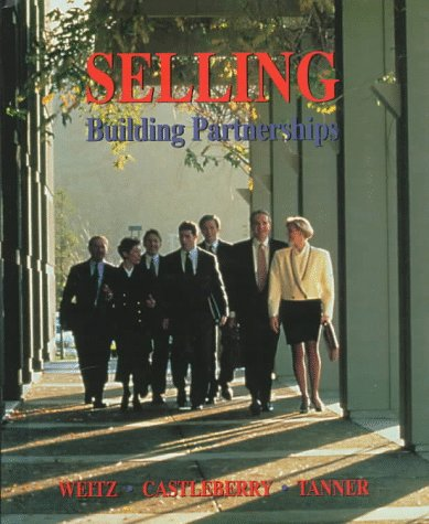 Selling Building Partnerships 3rd 1998 9780256228267 Front Cover