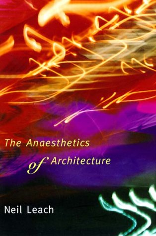 Anaesthetics of Architecture   1999 edition cover