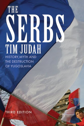 Serbs History, Myth and the Destruction of Yugoslavia 3rd 2009 edition cover