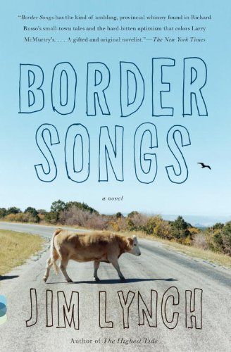 Border Songs  N/A edition cover