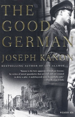 Good German  Revised  edition cover