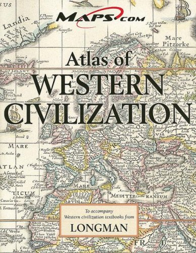 Atlas of Western Civilization:   2003 9780321216267 Front Cover