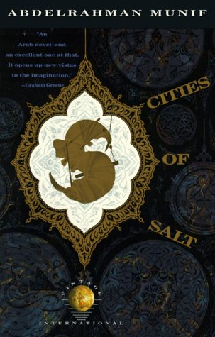 Cities of Salt   1989 edition cover