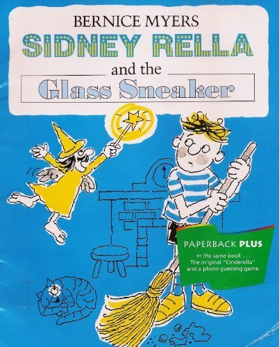 Sidney Rella and the Glass Sneaker N/A edition cover