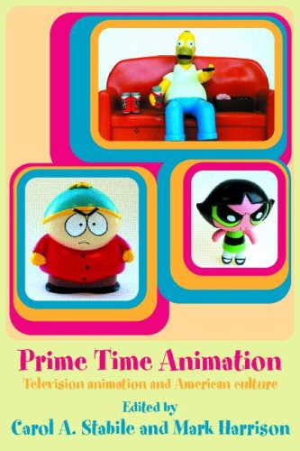 Prime Time Animation Television Animation and American Culture  2003 edition cover
