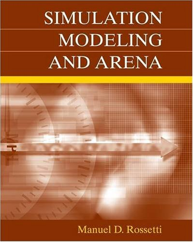 Simulation Modeling and Arena   2010 edition cover