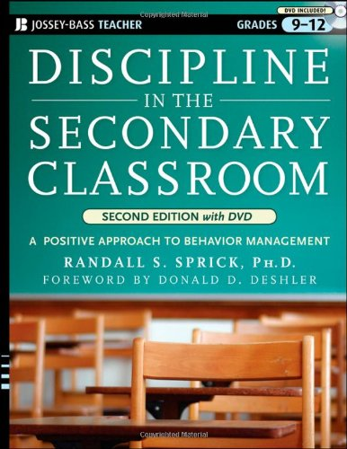 Discipline in the Secondary Classroom A Positive Approach to Behavior Management 2nd 2006 edition cover