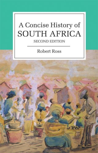 Concise History of South Africa  2nd 2008 edition cover