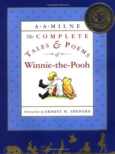 Complete Tales and Poems of Winnie-the-Pooh  75th (Anniversary) edition cover