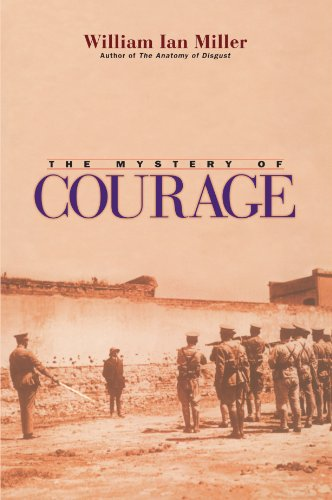 Mystery of Courage   2000 (Reprint) 9780674008267 Front Cover