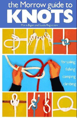 Morrow Guide to Knots   1982 edition cover
