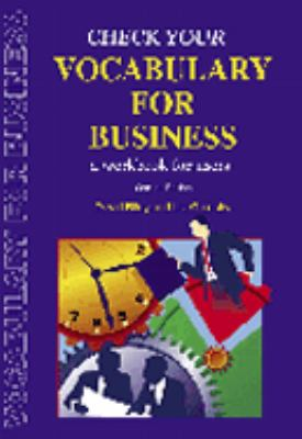 Check Your Vocabulary for Business (Check Your English Vocabulary) N/A edition cover