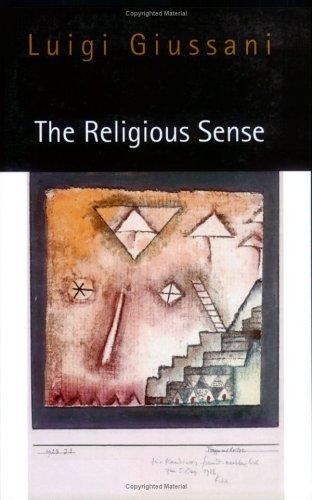 Religious Sense   1997 edition cover