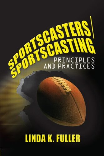 Sportscasters/Sportscasting Principles and Practices  2009 edition cover