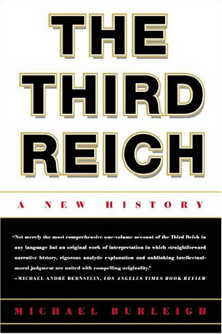 Third Reich A New History  2001 edition cover