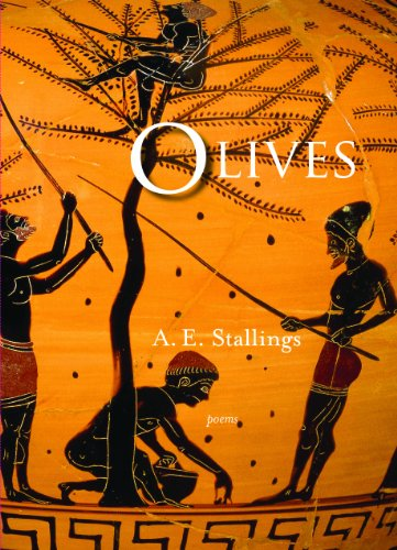 Olives Poems  2012 edition cover