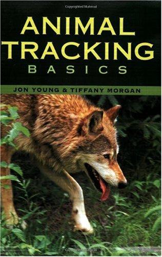 Animal Tracking Basics   2007 edition cover