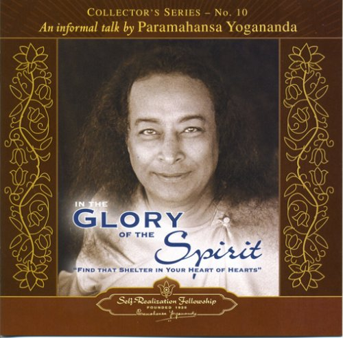 In the Glory of the Spirit:  2008 edition cover