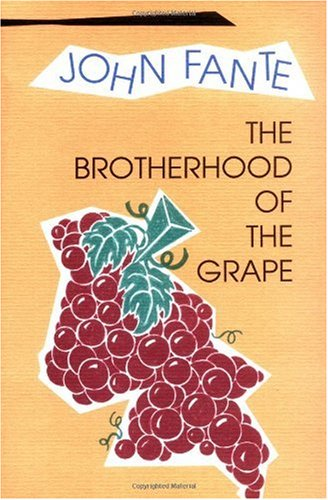 Brotherhood of the Grape  Reprint  edition cover