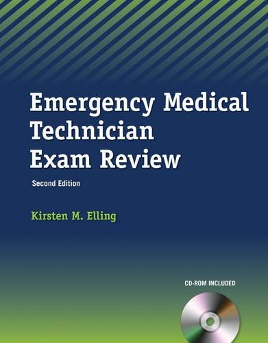 Emergency Medical Technician Exam Review  2nd 2013 9781133131267 Front Cover