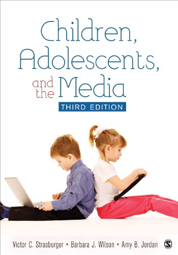 Children, Adolescents, and the Media  3rd 2014 edition cover