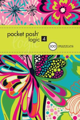 Logic 4 100 Puzzles  2012 edition cover