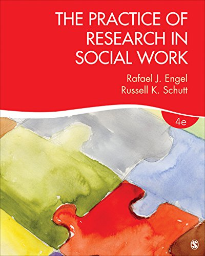 Practice of Research in Social Work  4th 2017 9781506304267 Front Cover