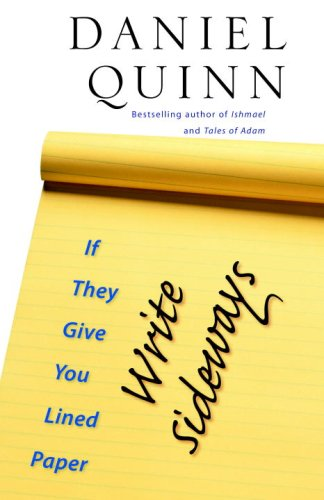 If They Give You Lined Paper, Write Sideways   2007 9781586421267 Front Cover