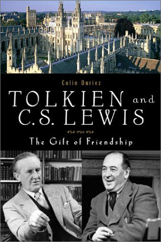 Tolkien and C. S. Lewis The Gift of Friendship  2003 edition cover