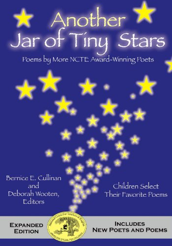 Another Jar of Tiny Stars Poems by More NCTE Award-Winning Poets  2009 (Revised) edition cover