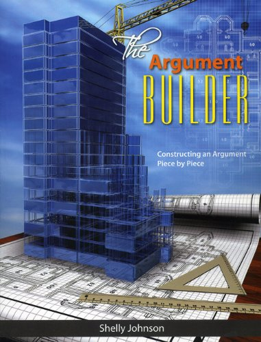 Argument Builder Constructing and Argument Piece by Piece N/A edition cover