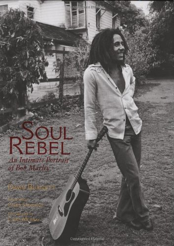 Soul Rebel An Intimate Portrait of Bob Marley  2008 9781933784267 Front Cover