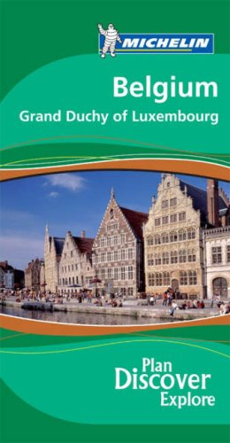 Belgium Grand Duchy of Luxembourg 5th 2007 (Revised) 9782067123267 Front Cover