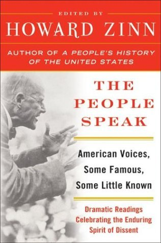 People Speak American Voices, Some Famous, Some Little Known  2004 9780060578268 Front Cover