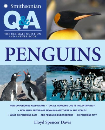 Penguins - The Ultimate Question and Answer Book   2007 9780060891268 Front Cover