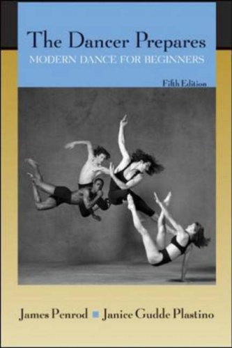 Dancer Prepares Modern Dance for Beginners 5th 2005 (Revised) edition cover