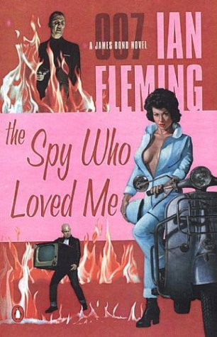 Spy Who Loved Me   1962 9780142003268 Front Cover
