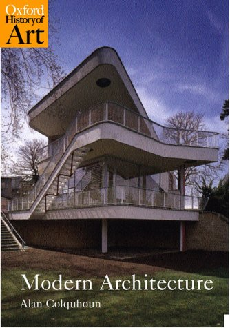 Modern Architecture   2002 edition cover