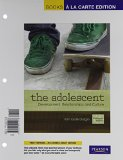 Adolescent Development, Relationships, and Culture 13th 2011 edition cover