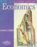 Economics 5th 1999 9780256263268 Front Cover