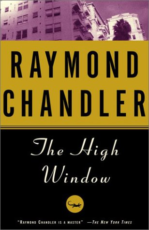 High Window  Reprint  edition cover