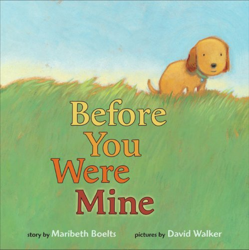 Before You Were Mine  N/A 9780399245268 Front Cover