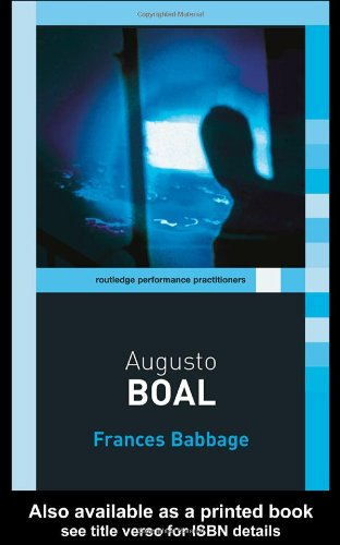 Augusto Boal   2004 edition cover