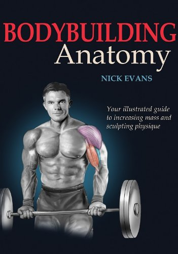 Bodybuilding Anatomy   2007 9780736059268 Front Cover