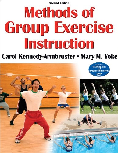 Methods of Group Exercise Instruction  2nd 2009 edition cover