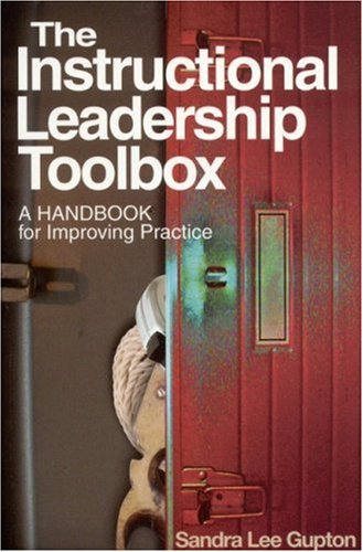 Instructional Leadership Toolbox A Handbook for Improving Practice  2002 9780761978268 Front Cover